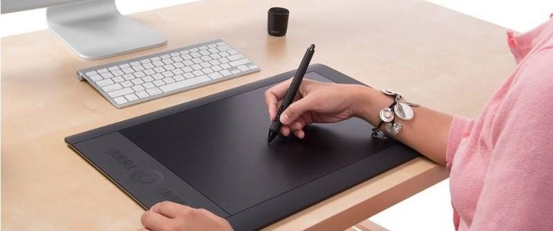 Графический планшет формата А4